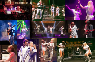 PLATINUM The Live ABBA Tribute Show in Italy