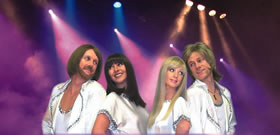 PLATINUM The Live ABBA Tribute Show - Spain